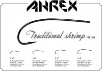 Ahrex  NS156 Traditional Shrimp Fliegenhaken