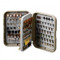 Orvis POSIGRIP FLIP PAGE FLY BOX Fliegendose