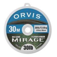 Orvis Mirage Big Game Fluorocarbon Vorfachmaterial auf Spule