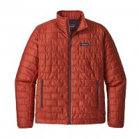 Patagonia Mens Nano Puff Jacket   Farbe:New Adobe (NAD)