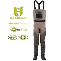 HODGMAN Aesis -Sonic2.0- Stocking Foot Wathose  Bronze/Olive