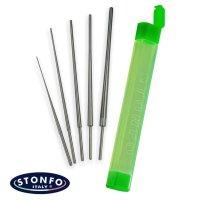 Stonfo Tapered Pins for Tube-Fly Tubenfliegenhalter Nr. 671