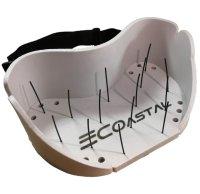 ECOastel Basket Light Grey Schnurkorb