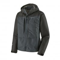 Patagonia Mens River Salt Jacket  Watjacke in Ink Black Größe L