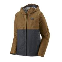 Patagonia Mens Torrentshell 3L Jacket Coriander Brown  Regenjacke
