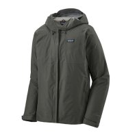 Patagonia Mens Torrentshell 3L Jacket Forge Grey  Regenjacke