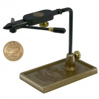 Regal Medallion Series Vise with Regular Jaws / Bronze Traditional Base Bindestock