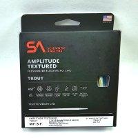 Scientific Anglers Amplitude Trout WF CelestBlue/Bambo/BlueHeron Fliegenschnur