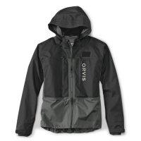 Orvis Pro Wading Jacket Watjacke Black/Ash