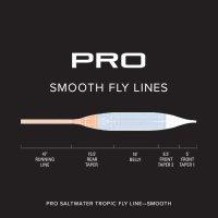 ORVIS Pro SALTWATER TROPIC SMOOTH Allround-Salzwasser-Fliegenschnur
