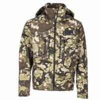 Simms G3 Guide Tactical Jacket  Riparian Camo  Watjacke