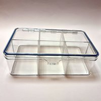 Big Box Crystal Clear Fliegendose