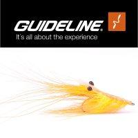 Pattegrisen Orange #4 Meerforellenfliege by Guideline