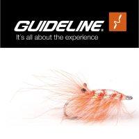 Runars CDC Reke - Orange #6 Meerforellenfliege by Guideline