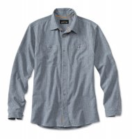 Orvis  Tech Chambray Work Shirt Fliegenfischer-Hemd