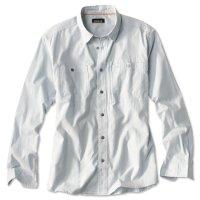 Orvis  Flat Creek Linen Long-Sleeved Shirt