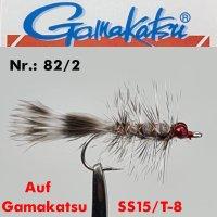 Gamakatsu Magnus #8 Meerforellenfliege