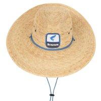 Simms Cutbank Sun Hat Natural  Sonnen-Stroh-Hut
