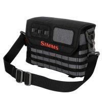 Simms Open Water Tactical Waist Pack Black  Pfiffige Zubehörtasche