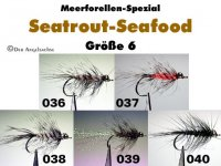 Seatrout Seafood UV